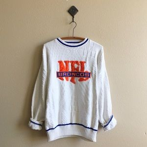 '80s / Broncos Cotton Crew